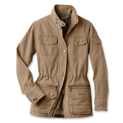 barbour clothing